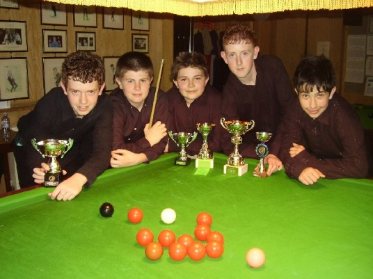 Bronze Waistcoat Tour Exeter Event 6 Players 2006-07