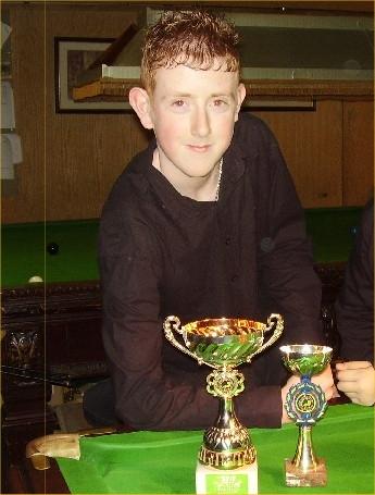 Bronze Waistcoat Tour Exeter Overall Champion 2006-07