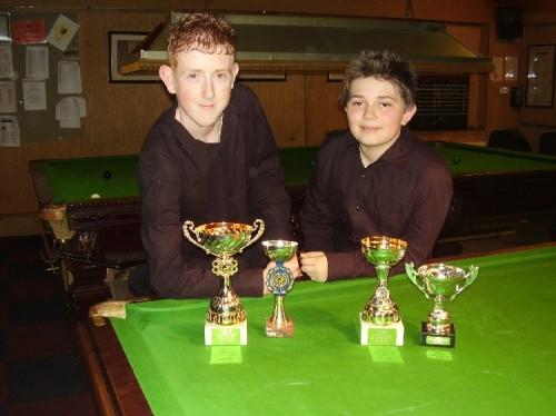 Bronze Waistcoat Tour Exeter Overall Finalists 2006-07