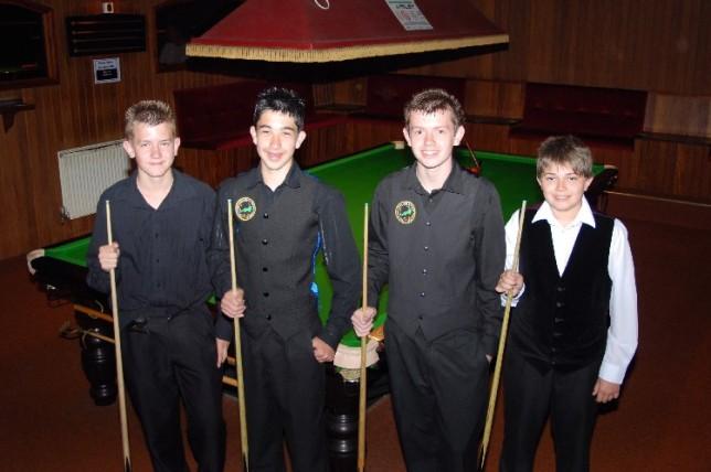 Bronze Waistcoat Tour Exeter Qualifiers 2007-08