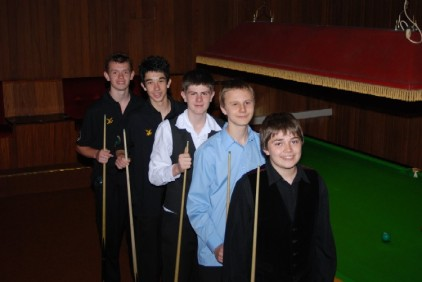 Bronze Waistcoat Tour Exeter Qualifiers 2008-09
