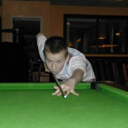 Bronze Waistcoat Tour Falmouth Event 1 Winner 2007-08