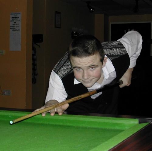Bronze Waistcoat Tour Falmouth Event 2 Runner-up 2007-08