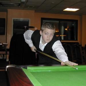 Bronze Waistcoat Tour Falmouth Event 3 Runner-up 2007-08