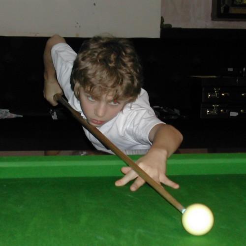 Bronze Waistcoat Tour Falmouth Event 5 Winner 2007-08