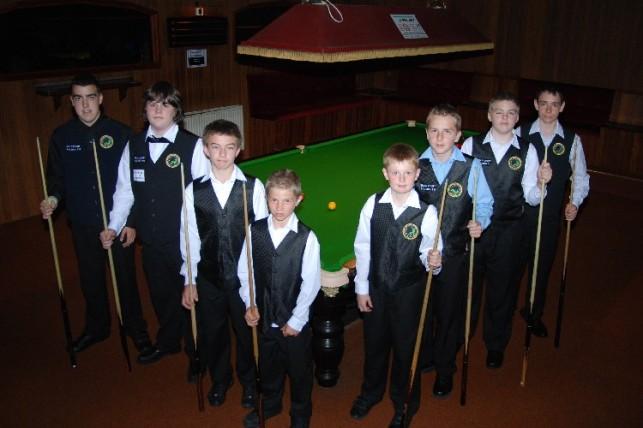 Bronze Waistcoat Tour Falmouth Qualifiers 2007-08