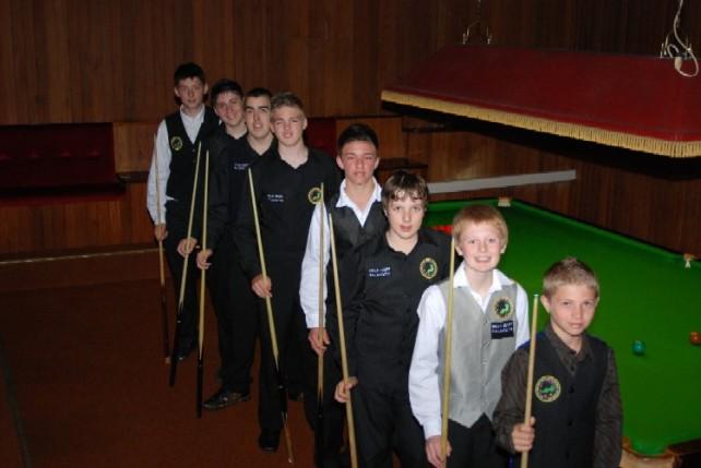 Bronze Waistcoat Tour Falmouth Qualifiers 2008-09