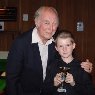 Bronze Waistcoat Tour Finals Day Overall Plate Winner 2007-08