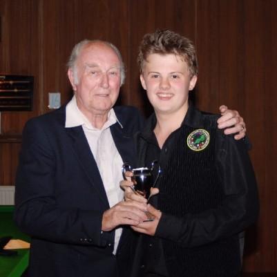 Bronze Waistcoat Tour Finals Day Overall Runner-up 2007-08