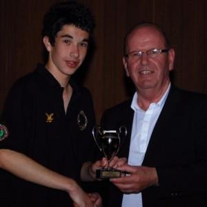 Bronze Waistcoat Tour Finals Day Overall Runner-up 2008-09