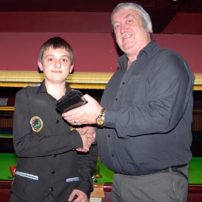 Bronze Waistcoat Tour Finals Day Overall Runner-up 2009-10