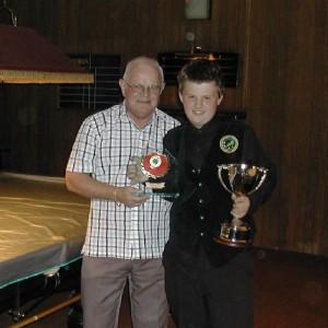 Bronze Waistcoat Tour Finals Day Overall Winner 2006-07