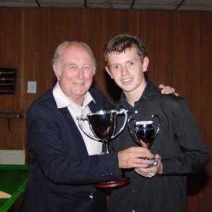 Bronze Waistcoat Tour Finals Day Overall Winner 2007-08
