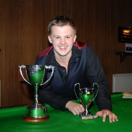 Bronze Waistcoat Tour Finals Day Overall Winner 2008-09