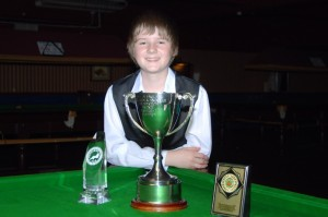 Bronze Waistcoat Tour Finals Day Overall Winner A 2009-10