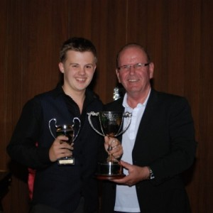 Bronze Waistcoat Tour Finals Day Overall Winner B 2008-09