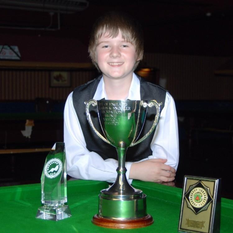 Bronze Waistcoat Tour Finals Day Overall Winner 2010-11