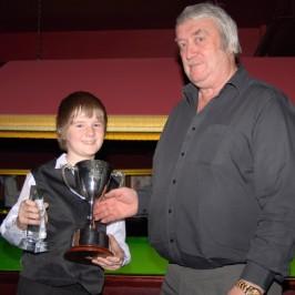 Bronze Waistcoat Tour Finals Day Overall Winner C 2009-10