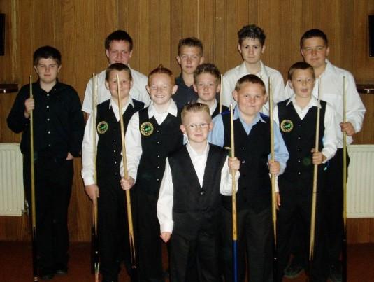 Bronze Waistcoat Tour Finals Day Plate 2006-07