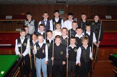 Bronze Waistcoat Tour Finals Day Plate Players 2007-08