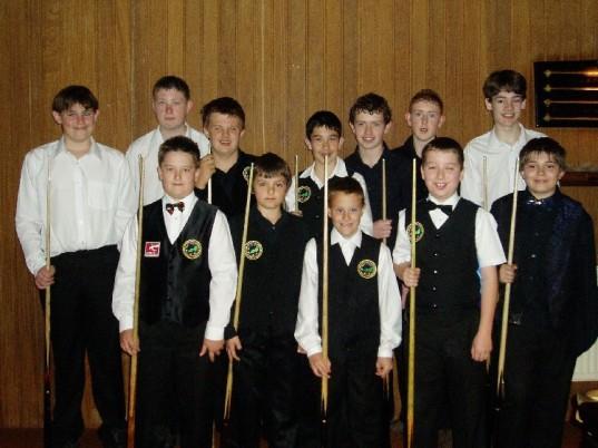Bronze Waistcoat Tour Finals Day Qualifiers 2006-07