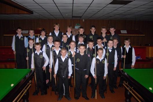 Bronze Waistcoat Tour Finals Day Qualifiers 2007-08