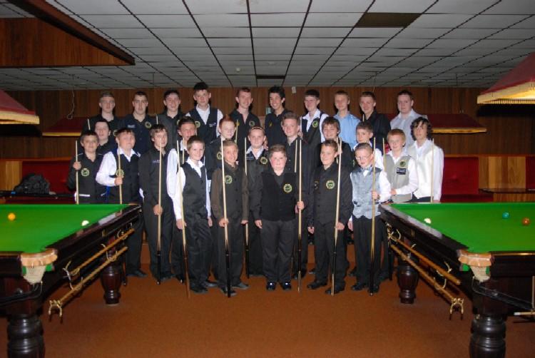 Bronze Waistcoat Tour Finals Day Qualifiers 2008-09