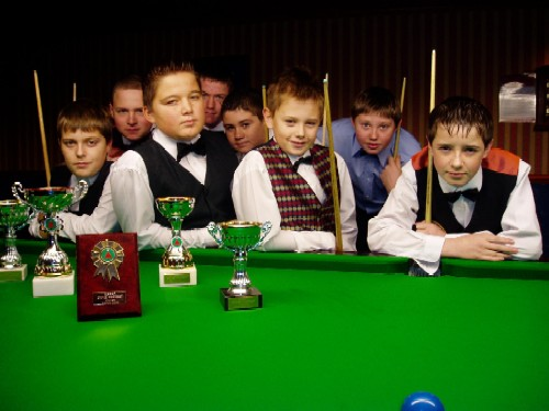 Bronze Waistcoat Tour Plymouth Event 3 Players 2004-05