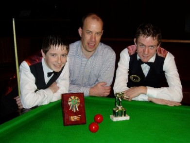 Bronze Waistcoat Tour Plymouth Event 6 Players 2004-05