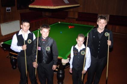Bronze Waistcoat Tour Redruth Qualifiers 2007-08