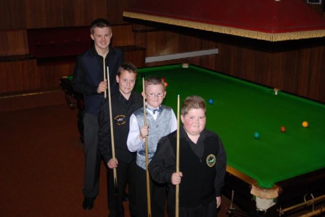Bronze Waistcoat Tour Redruth Qualifiers 2008-09