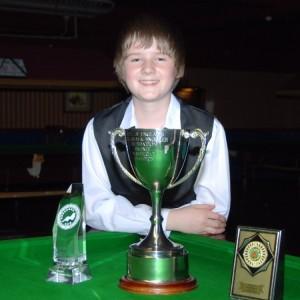 Dan Legassick - Silver Champion 2010-11