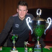 Greg Batten - Gold Champion 2007-08