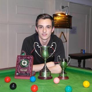 Haydon Pinhey - Silver Champion 2013-14