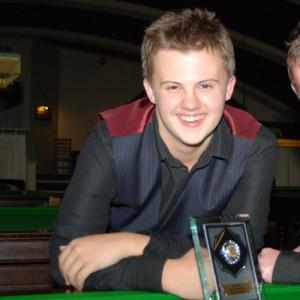 Jake Stewart - Redruth Champion 2008-09