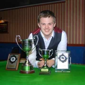 Jake Stewart - Silver Champion 2011-12