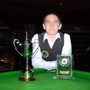 Mitchel Grinsted - Silver Champion 2008-09