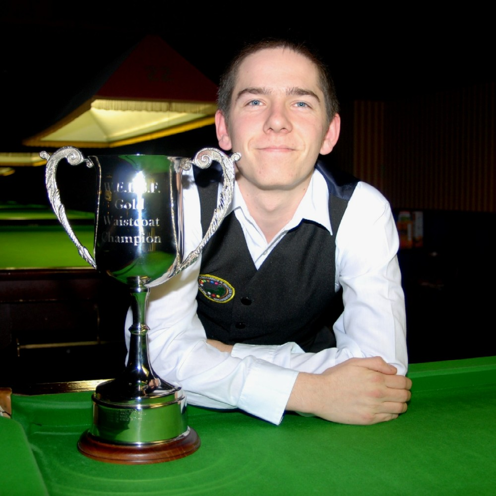 Mitchell Grinsted - Gold Champion 2009-10