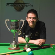 Mitchell Grinsted - Gold Champion 2013-14