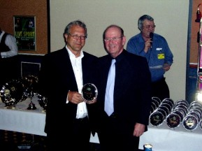 Plymouth International Channel Island Challenge Billiards Runners-up - Devon 2007