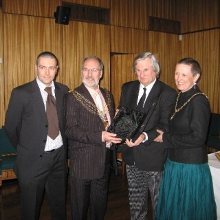 Plymouth International Channel Island Challenge Civic Reception 4 2007
