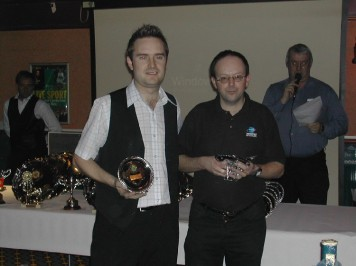 Plymouth International Channel Island Challenge Cornwall Senior Snooker 2007
