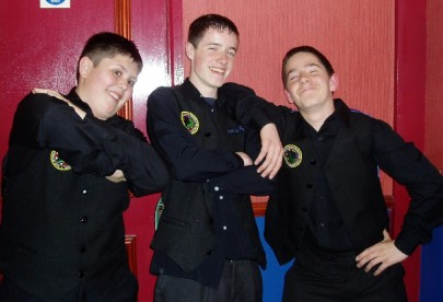 Plymouth International Channel Island Challenge Junior Snooker Runners-up WEBSF 1 2007