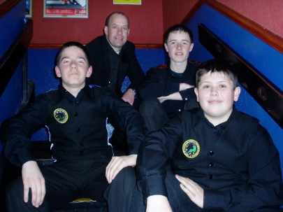 Plymouth International Channel Island Challenge Junior Snooker Runners-up WEBSF 2 2007