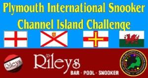 Plymouth International Channel Island Challenge Logo 2007
