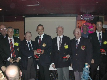 Plymouth International Channel Island Challenge Referees 2 2007