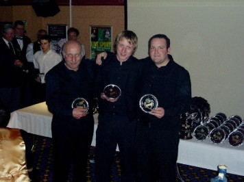 Plymouth International Channel Island Challenge Senior Billiards - Jersey 2007