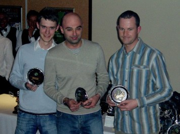 Plymouth International Channel Island Challenge Senior Snooker - Cue Stars 3 2007