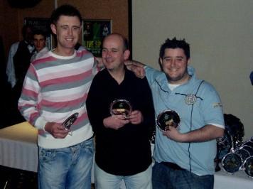 Plymouth International Channel Island Challenge Senior Snooker - Guernsey A 2007