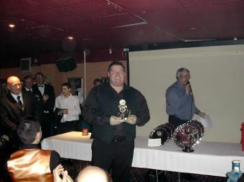 Plymouth International Channel Island Challenge Senior Snooker Highest Break - Gary Britton 2007
